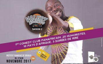 Le 1er comedy club panafricain est lancé !