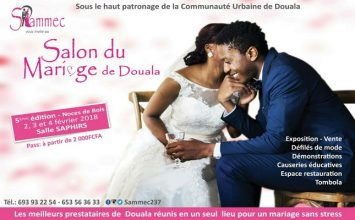 5ème édition du Salon du Mariage de Douala