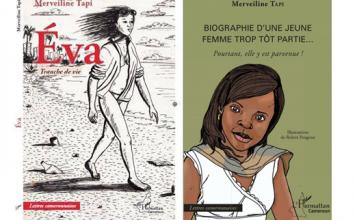 MERVEILINE TAPI : deux beaux romans en trois  ans !