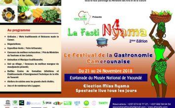 Le Festival de la Gastronomie Camerounaise ( Le Festi Nyama)