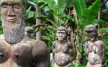 Le marché d'esclaves de Bangou