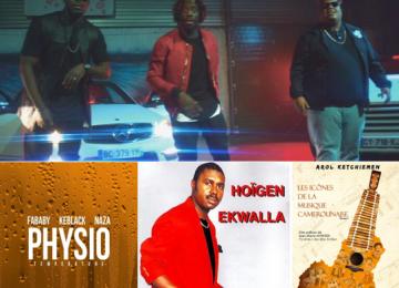 Plagiat: Les rappeurs Faraby, Keblack et Naza ont-ils plagié l'icône de la musique Camerounaise Hoigen Ekwalla?