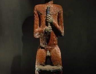Histoire de la fameuse statue Afo Akom
