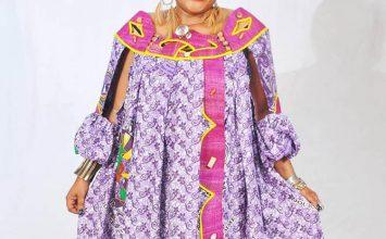 Solange Aicha : La princesse du Micro