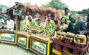 Richard Band de Zoétélé