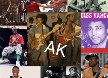 40 guitaristes Camerounais de génie