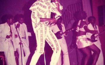 Prince Nico Mbarga et ses Salamander