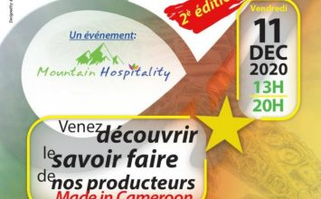2è Edition du Made In Cameroon After Works le 11 Décembre 2020 à Akwa