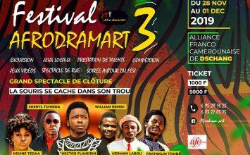 Festival  Afrodram'art