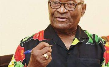 Le monument de la musique de la musique Camerounaise Charles Lembé s'en est allé