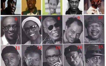 20 guitaristes Camerounais de génie