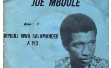 Joe Mboulè en 4 albums