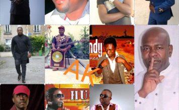Mon Top 10 des jeunes artistes Makossa qui ont marqué ces 25 dernières années