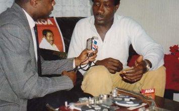 Aloa Javis a aussi fait du Makossa