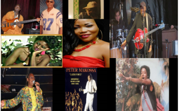 Artistes Camerounais décédés en 2017