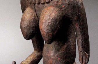 «Bangwa Queen», un trésor volé par les allemands.