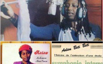 Annie Disco et Betti Betti, deux belles voix de la musique camerounaise oubliées.