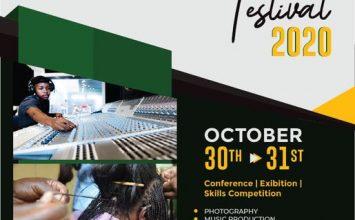Cameroun Skills Festival par CYA du 30 au 31 Octobre 2020 à Buea