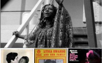 Lydia Ewandé, pionnière oubliée de la musique et du cinéma