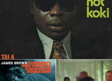 James Brown plagie André Marie Tala