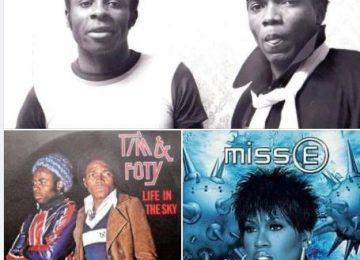 Quand le duo Tim & Foty se faisait plagier par l'américaine Missy Elliott