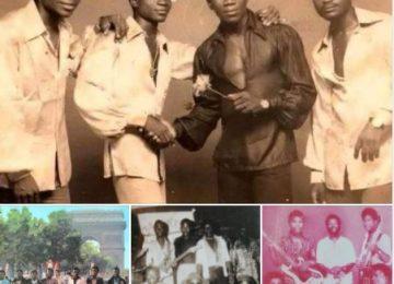 La naissance du groupe « Les Blacks Styl's »