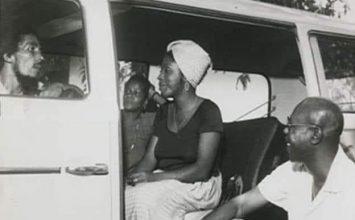 Manu Dibango et Bob Marley