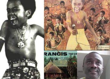 """Francis Mbarga , """"le premier enfant Star de l'Histoire de la Musique Camerounaise"""""""
