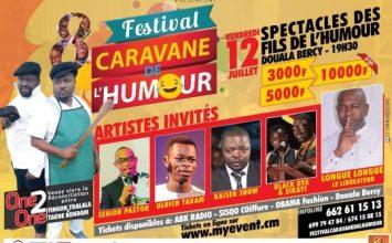 Festival Caravane de l'humour