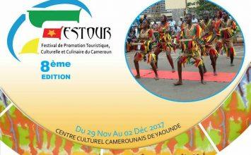 Le FESTOUR 2017 se tiendra au centre culturel camerounais