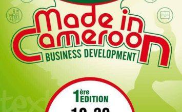 LA FOIRE du MADE IN CAMEROON du 10 au 20 mai au palais des sports YAOUNDÉ