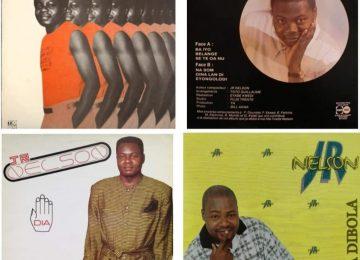 J R Nelson, une icône de la Musique Camerounaise qui n'est pas reconnu à sa juste valeur