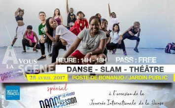Journée internationale de la DANSE à DOUALA