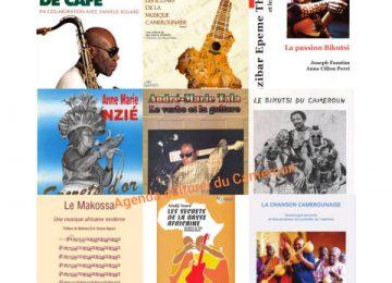 Livres sur la musique Camerounaise