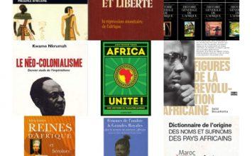 Livres sur l'Histoire de l'Afrique à lire absolument