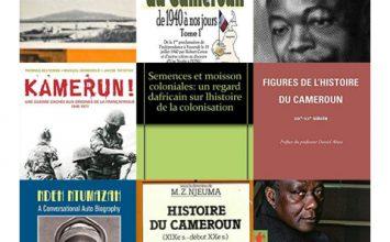 Livres d'Histoire sur le Cameroun à lire absolument
