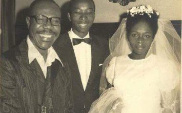 Manu Dibango , le patriarche de la musique Camerounaise