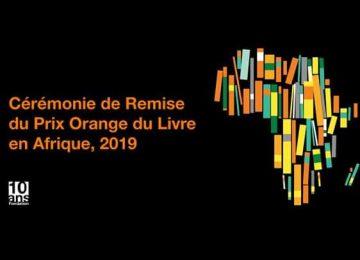 LE COUP DE COEUR LITTÉRAIRE DE LA FONDATION, EN MARGE DU PRIX ORANGE LIVRE 2019