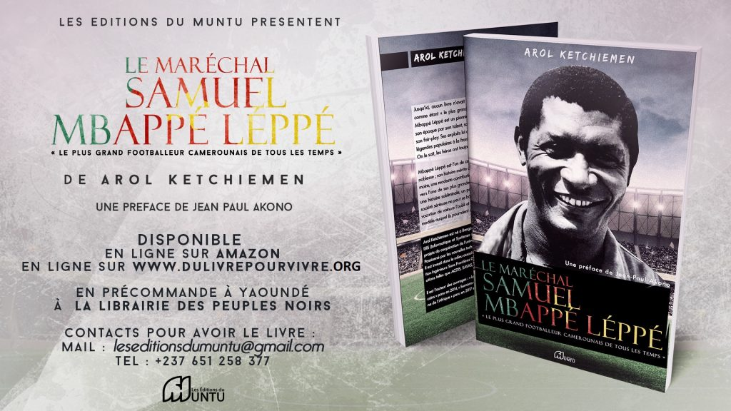 Samuel Mbappé Léppé Makossa