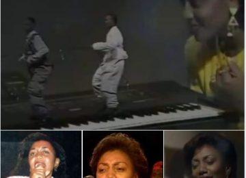 Rachel MIMBO : «Solé Mio»