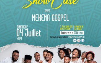 Showcase Bénédiction Murielle avec Mekena Gospel à Yaoundé le 04 Juillet 2021