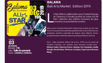 BALAMA : Bali Arts Market