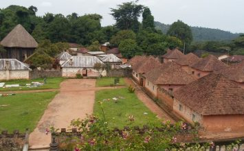 7e édition du festival CHEPAN, fête traditionnelle du peuple Bamendjou (Ouest)