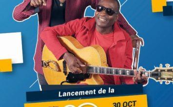 Ekambi brillant et Toto Guillaume en concert au Palais des Sports de Yaoundé le 30 Octobre 2020