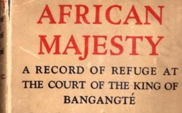 RECIT DE VOYAGE : Clément Ergerton raconte son séjour à la cour royale Bangangté (1938)