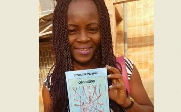 Ernestine Mbakou « Quand les mots parlent, les consciences se réveillent »