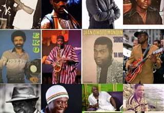 Mon 11 d'or des meilleurs Musiciens Camerounais de tous les temps