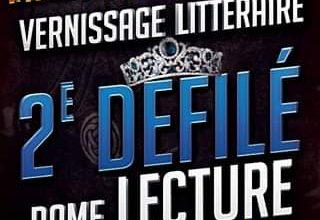 Concours de mode littéraire Dame Lecture