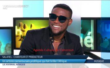 Salatiel : un artiste camerounais prolifique
