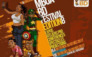 La huitième édition du MBOA BD Festival